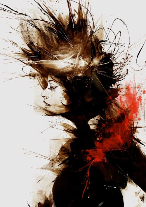 its-called-art:  Russ Mills