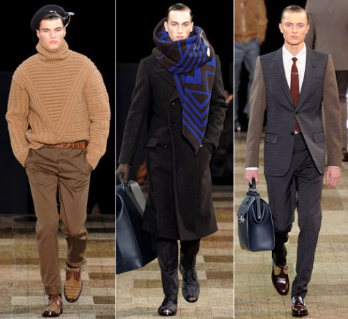 gqfashion:  First Look: Louis Vuitton Fall 2012 See the full Louis Vuitton Fall 2012 men's collection from Paris right now at GQ.com.
