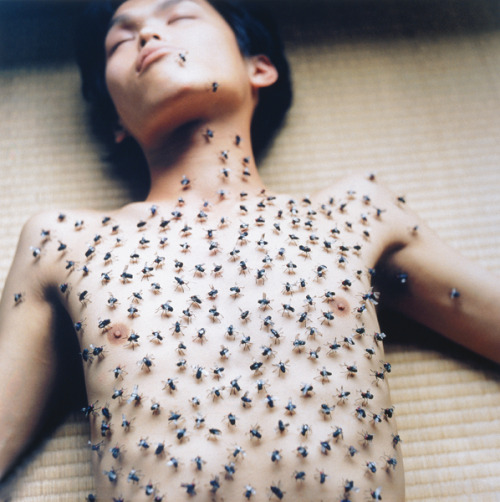 "Untitled, from the series ""Utatane"" © Rinko Kawauchi"