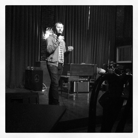 Rory Scovel @ Vitus.