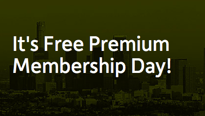 It's Free Premium Membership Day! Welcome, one and all, to Free Premium Membership Day!  Today, we're giving every deviantART member an all-access Premium Membership pass!   That's right… you have a Premium Membership right now.     Read more