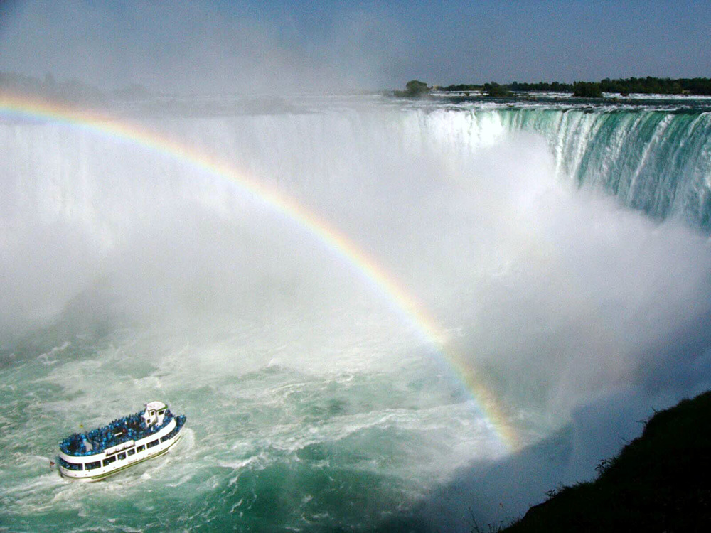 Maid of the Mist in peril: Bidding war over Niagara Falls' tour service raises concerns over what will become of the iconic nameIt began with a bridge in 1848, an infrastructure improvement that threatened to kill off the two-year-old ferry service across the Niagara River. The construction of a suspension bridge spanning the river nearly choked out the newly minted Maid of the Mist ferry service, but ownership soon saw a new opportunity — that of a sightseeing vessel, and created a local icon in the process.The Maid of the Mist has shuttled Marilyn Monroe to the foot of Horseshoe Falls for her role in the film Niagara, borne Prince Charles, the late Princess Diana and their sons, William and Harry, as well as former Soviet leader Mikhail Gorbachev, among others.But the Maid is in peril again, as the Niagara Parks Commission has forced the Glynn family, which has operated the boat tours on the Canadian side of the falls for more than a century, into a bidding war against other would-be operators. Prompted by scandal, the commission aims for the first time to bring the service into line with other Ontario Parks projects. (Photo: Janne Wooddridge/Miami Herald)