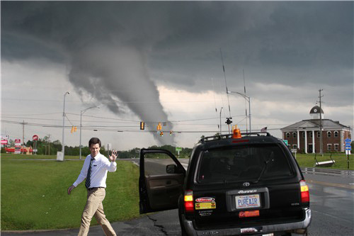 Storm Chasers? Bitch, please. Marky Mark is a storm stopper!