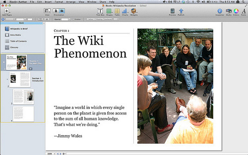 "First thoughts on Apple's iBooks Author: ""It's like Keynote on steroids"""
