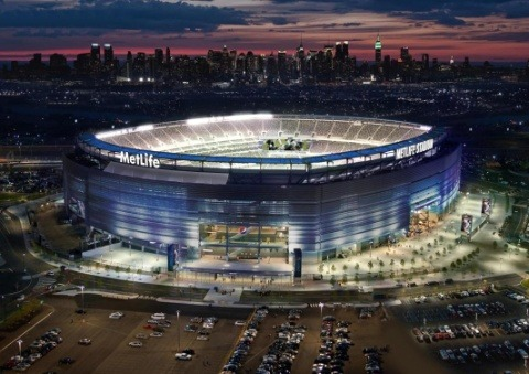 Welcome to the Meadowlands home of the New York Giants and New York Jets