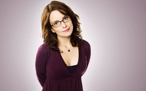 tina fey being cute