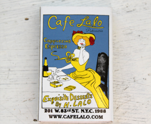 Cafe Lalo201 W 83rd StNew YorkNYMatchbook