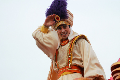 fuckyeahdisneyentertainment:  Aladdin by Jane's Jubilee on Flickr.