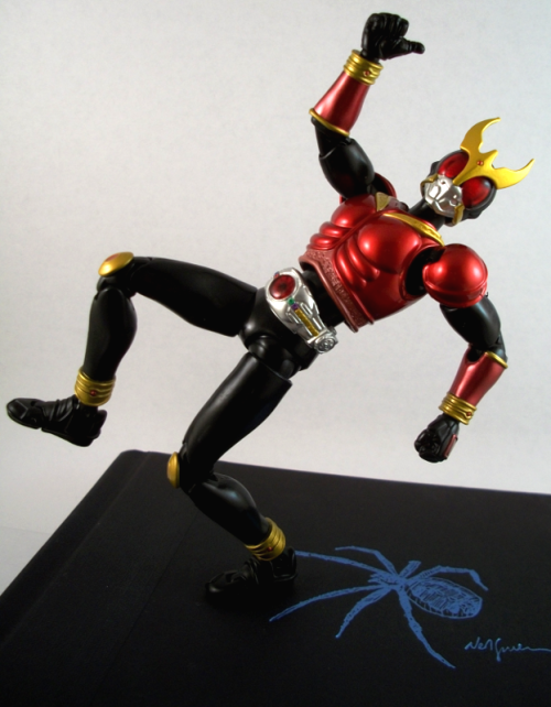 This reminds me of Yuji's deep loathing of Kuuga.