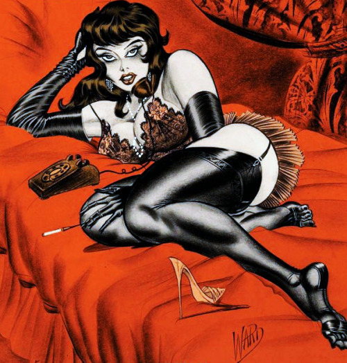 Illustration by Bill Ward