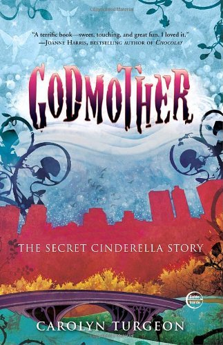 "Title: Godmother (The Secret Cinderella Story) Author: Carolyn Turgeon Don't let the whimsical cover and title fool you. This book is a book about introspection, regrets, fessing up to your mistakes and learning from them. It's about learning to accept yourself and where you are in life, no matter how bleak life might be. It is a fairy tale story for adults that pulled me steadily along for an entire evening until I had the book finished, and I sat, unsatisfied, thinking about mortality and the mind and my own dreams and fantasies.  The book is about Lil, an old fairy who is cursed to live a human life, her only solace being her job at a small bookshop and a small rare tome there about fairytales, with an inscription on the inside that says ""All my loves will be returned to me."" As she struggles with hiding her true self and spending an eternity away from her fairy friends, she dreams often of the previous life she had with her fairy friends, before she was chosen to be Cinderella's godmother and messed everything up. Before she fell in love with the Prince and it all fell apart. Generations later and she feels she has the chance to make up for her mistake. The young gentleman who owns the bookshop and lives in the apartment above is starting to feel like he'll never meet the right girl when a beautiful young woman bounces into the shop to sell Lil some used books - including a small book with old photographs of some young girls and their fairy friends, written off as a hoax, but Lil recognizes her fairy friends and her hope is renewed. The woman strongly reminds Lil of her younger sister, and her newfound strength allows her to see that the quiet book-keeper and the exuberant hairdresser are meant for each other.  The furthest thing from a romantic Disney story, this book is sometimes about true love but it is mostly about human nature and self-forgiveness. If you've only ever read books from a young person's point of view, you are missing out. And if you like dark or twisted fairy tales and haven't read this book, you are also missing out.  And if you only read love stories, you are the one who is missing out the most.  -Kate"