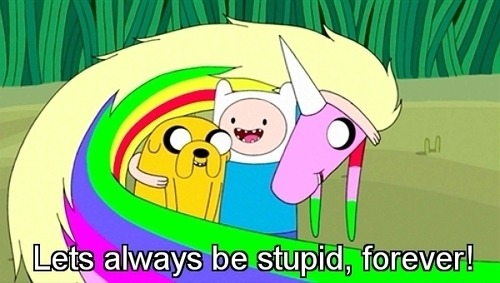 First episode of Adventure time I ever saw, and I was hooked immediately.