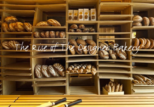 The Cool Hunter did a post titled The Rise of The Designer Bakery. They've tracked down some fantastic bakeries (although there are no German bakeries included and sadly none in the US). Being a huge fan of bakeries I really appreciate Cool Hunter's listing. Bookmark for your travels. (thanks/via: The Cool Hunter)