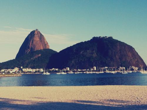 Dias de praia, Rio de Janeiro.