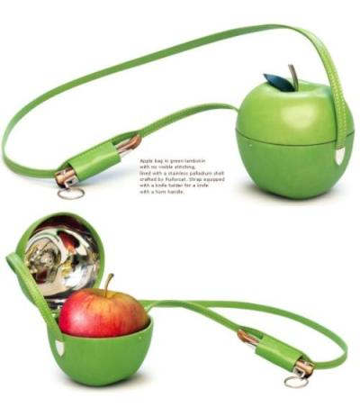 ataritastic:  There's an apple in your apple