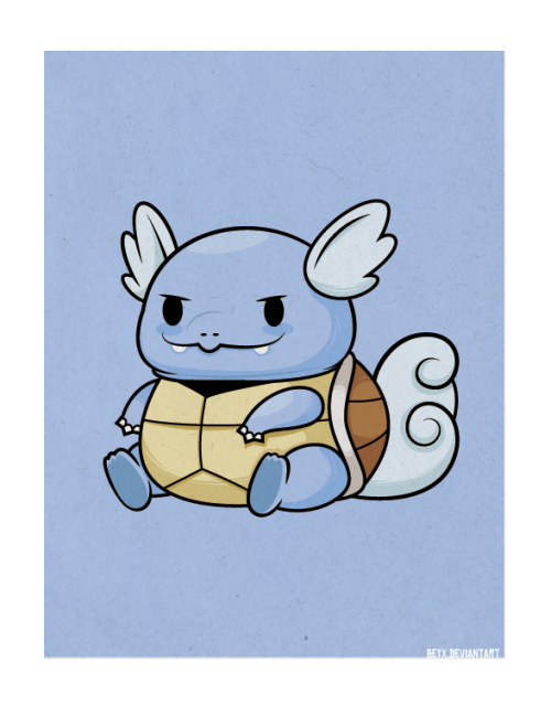 Wartortle - requested by wellthisisratherawesome