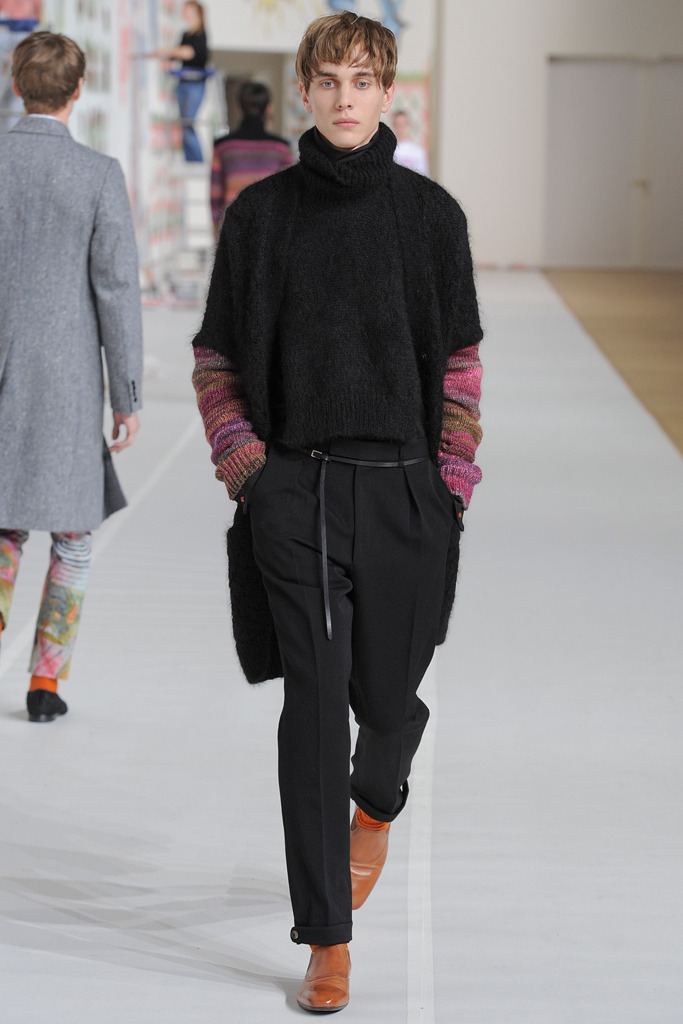 Menswear: Dries Van Noten Otoño/Invierno 2012 ….. Menswear: Dries Van Noten Autumn/Winter 2012