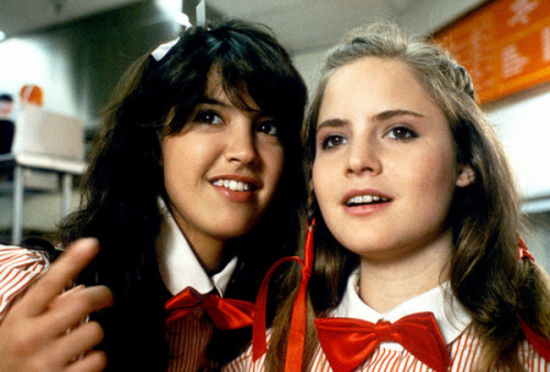 Phoebe Cates, Jennifer Jason Leigh; Fast Times At Ridgemont High.