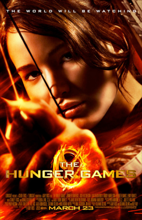 fuckyeahmovieposters:  The Hunger Games