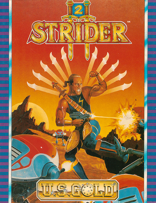Developed by Tiertex in 1990 for Commodore 64