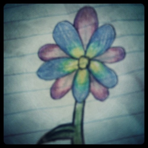 Flower :) (Taken with instagram)