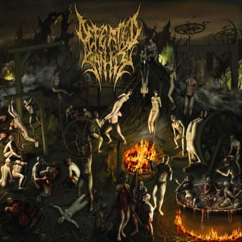 Defeated Sanity - Chapters Of Repugnance Getting me through the days work