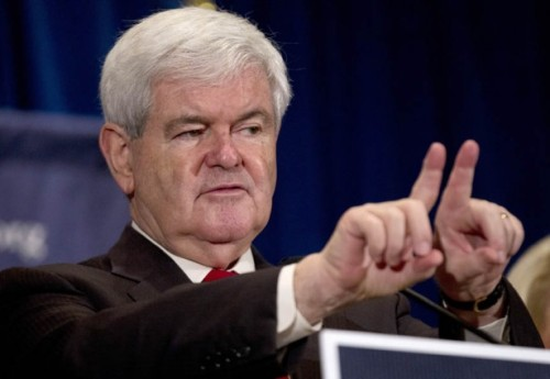 "Newt Gingrich Attacks the So-Called ""Liberal"" Media—But What Liberal Media? Writing for The Nation, Erik Alterman explores the frequent conservative critique that the mainstream media is ""liberal,"" which immunizes Republican candidates from all sincere journalistic efforts to point out fallacy, inaccuracy, or hypocrisy in their positions.  Conservatives are extremely well represented in every facet of the media. The correlative point is that even the genuine liberal media are not so liberal. And they are no match—either in size, ferocity or commitment—for the massive conservative media structure that, more than ever, determines the shape and scope of our political agenda. In a careful 1999 study published in the academic journal Communications Research, four scholars examined the use of the ""liberal media"" argument and discovered a fourfold increase in the number of Americans telling pollsters that they discerned a liberal bias in their news. But a review of the media's actual ideological content, collected and coded over a twelve-year period, offered no corroboration whatever for this view. The obvious conclusion: News consumers were responding to ""increasing news coverage of liberal bias media claims, which have been increasingly emanating from Republican Party candidates and officials.""  Read the full article here."