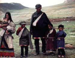nomadic life in mongolia, clothing so rich with history