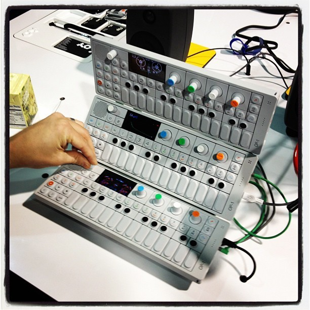 (via So, NAMM starts today. - OhPeeWon.com unofficial OP-1 forums) Break the Bank