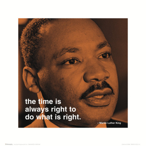 inglese-subito:  (via Martin Luther King, Jr.: Right Posters at AllPosters.com)