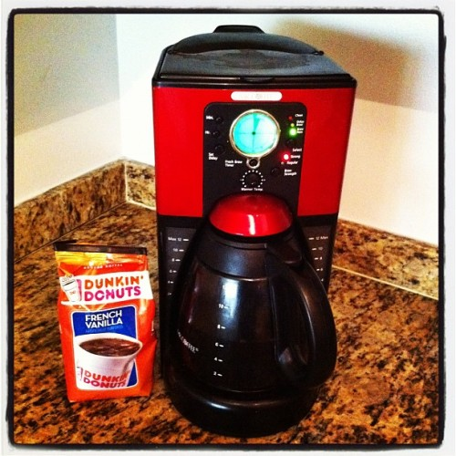 foodiechats:  Good Morning! Friday Coffee time!  (Taken with instagram)  GOOD MORNING TO #FOODIECHATS