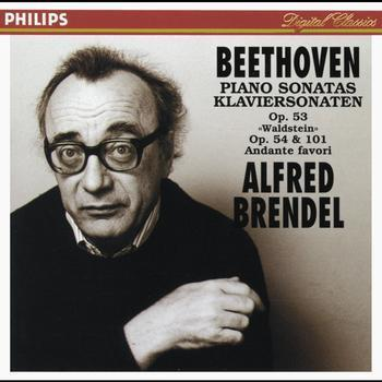 Alfred Brendel - Piano Sonata No. 21 in C major ('Waldstein') Op. 53: Allegro con brio