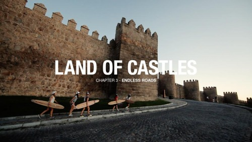 Next week chapter 3 - LAND OF CASTLES