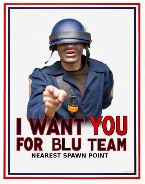 powerdrain:  I want you for the team by SuperPeyo