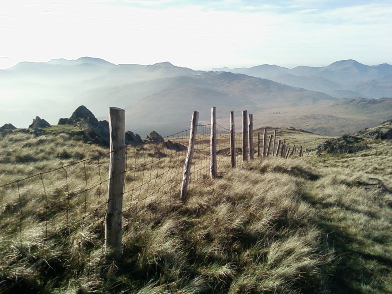 Snowdonia, North Wales, November 2011. Submitted by Ian. Thank you, Ian. Please send me a note to your work online when you get a chance and I will link this to you.