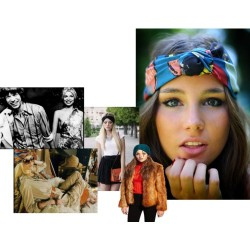 Turbans by freeandspirited featuring a turban hatASOS turban hat, $18