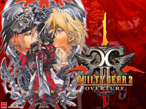 Guilty Gear 2: Overture.