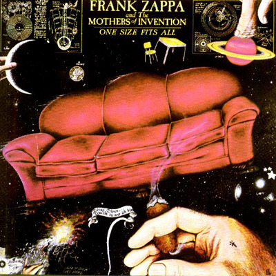 ONE SIZE FITS ALL, 1975Frank Zappa and the Mothers of Invention [torrent]