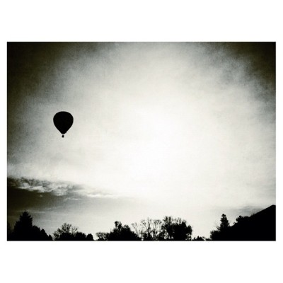 """Farewell my black balloon"""