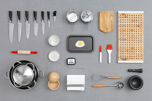 Beautiful photography for IKEA kitchenware- Genius Marketing: Ikea Photog Turns Kitchenware Into Art | Co.Design)