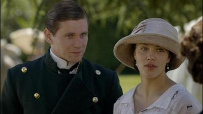 Lady Sybil and Branson I've probably posted this before, but I love this couple so much!