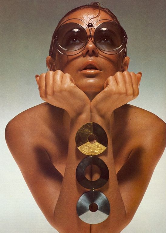 Vogue Italy, 1971 by Alberto Rizzo