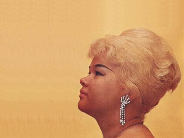 R.I.P. Etta James … your beautiful voice led Becca and I onto the dance floor for our first song…