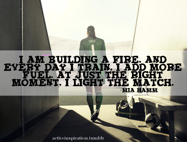 Mia Hamm Quotes Play For Her. QuotesGram