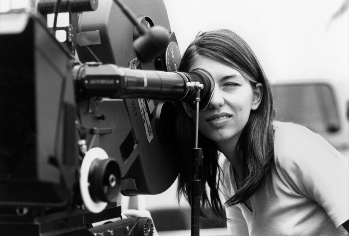 fuckyeahdirectors:  Sofia Coppola  I like how she's posing like her father.