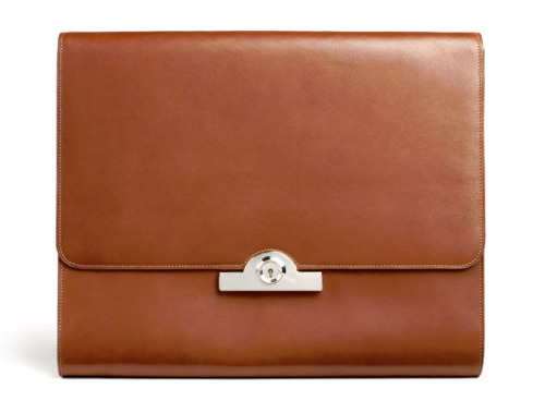 Bagging the Boys No. 2: Moynat's Juste À Temps - a briefcase that would look wonderful wrapped around my briefs