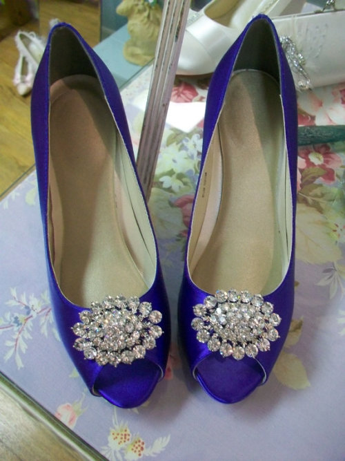 Purple Crystal Wedding Shoes http://www.etsy.com/listing/84489096/shoes-purple-wedding-crystal-shoes