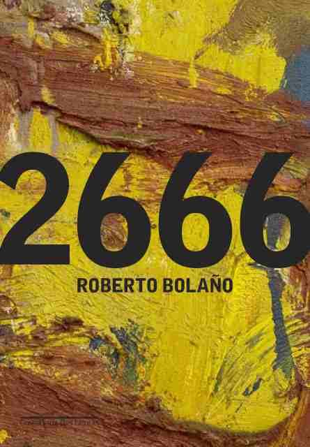 Brazilian edition of Roberto Bolaño's 2666.