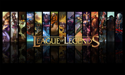 socklops:  Custom League of Legends Wallpaper.