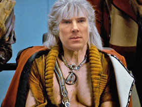 porcelain-horror:  He shall now be referred to as Benedict Khanberbatch.